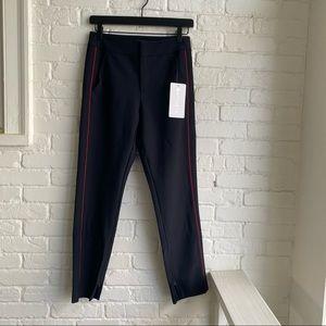 NWT Athleta Stellar Black Pants Size 6
